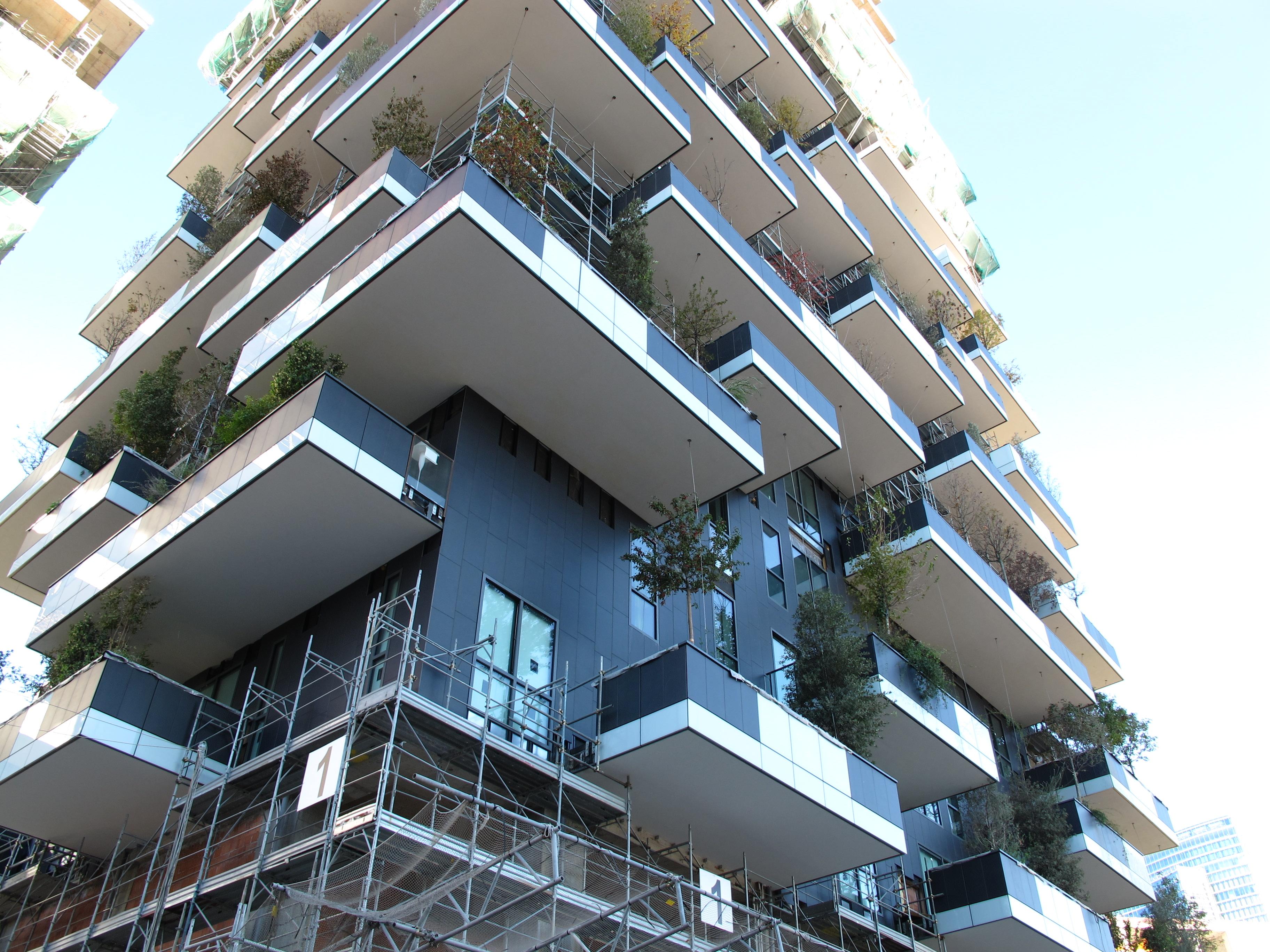 Studienreise milano dnsarchitekten for Architektur mailand